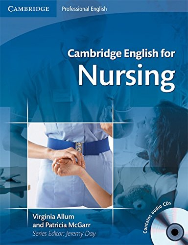 9780521144735: Cambridge English for Nursing Students Book Audio CDs (2) South Asian Edition
