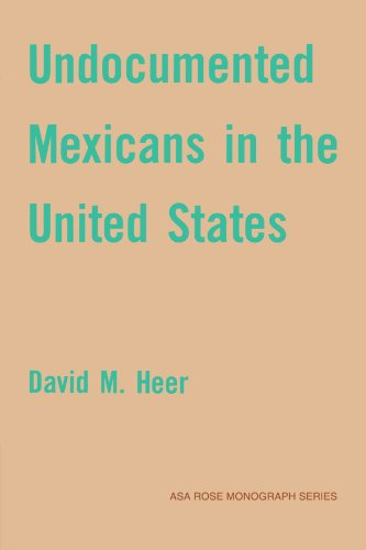9780521144780: Undocumented Mexicans in the USA (American Sociological Association Rose Monographs)