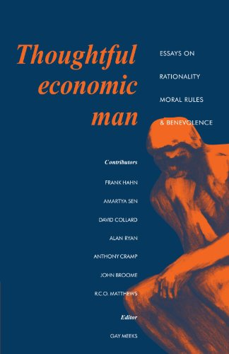 9780521144940: Thoughtful Economic Man: Essays on Rationality, Moral Rules and Benevolence