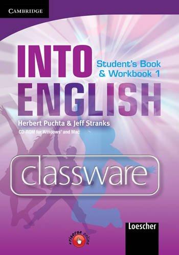 9780521145107: Into English Level 1 Classware CD-ROM Italian Edition