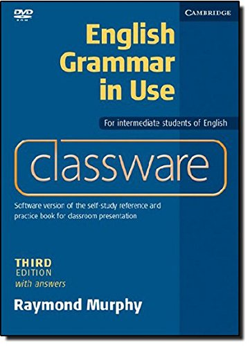 9780521145138: English Grammar in Use Intermediate Level Classware DVD-ROM with answers