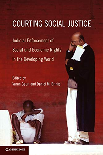 9780521145169: Courting Social Justice: Judicial Enforcement of Social and Economic Rights in the Developing World