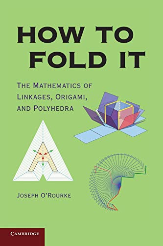 9780521145473: How to Fold It Paperback