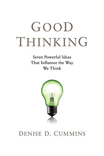 9780521145503: Good Thinking: Seven Powerful Ideas That Influence the Way We Think