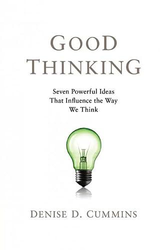 9780521145503: Good Thinking