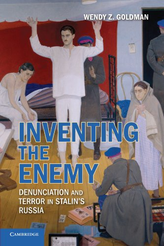 9780521145626: Inventing the Enemy: Denunciation and Terror in Stalin's Russia