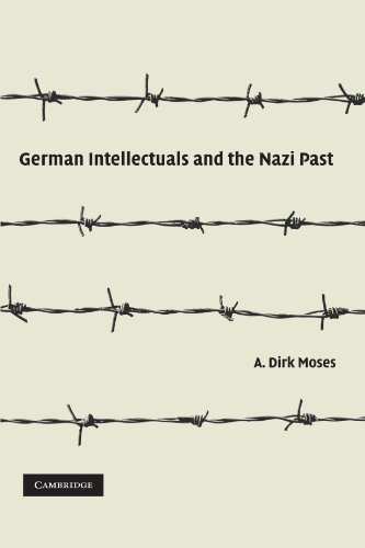 9780521145718: German Intellectuals and the Nazi Past