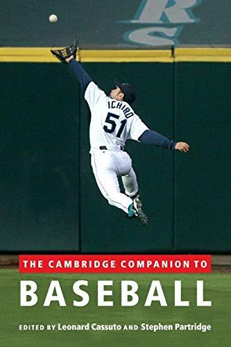 9780521145756: The Cambridge Companion to Baseball