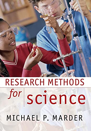 9780521145848: Research Methods for Science