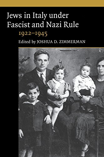 9780521145947: Jews in Italy under Fascist and Nazi Rule, 1922-1945