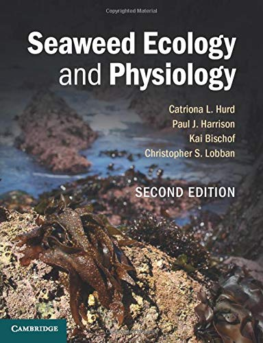 9780521145954: Seaweed Ecology and Physiology