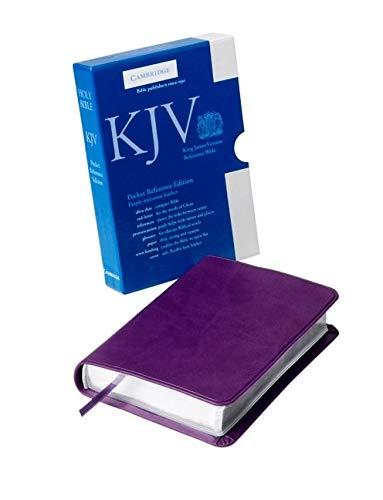 9780521146036: KJV Pocket Reference Edition KJ242:XR Purple Imitation Leather