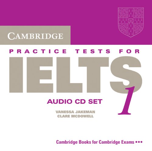 9780521146043: Cambridge Practice Tests for IELTS 1 Audio CDs (2) (IELTS Practice Tests)