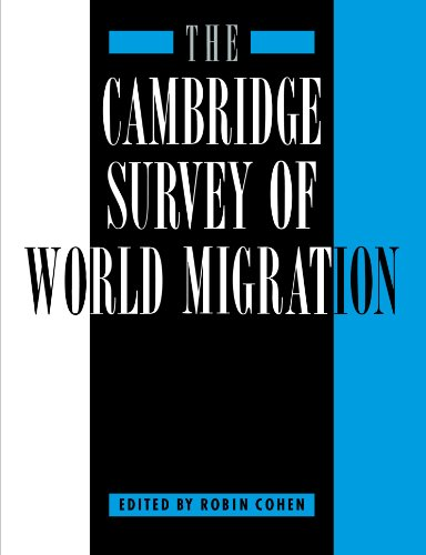 9780521147767: The Cambridge Survey of World Migration Paperback