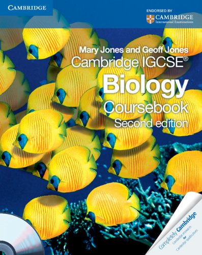Amazon. Com: cambridge igcse® biology coursebook with cd-rom.