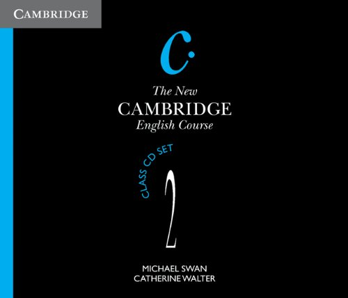 The New Cambridge English Course 2 Class Audio CDs (3) (0521148243) by Swan, Michael; Walter, Catherine