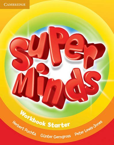 9780521148535: Super minds starter. Workbook. Con espansione online. Per le Scuole elementari