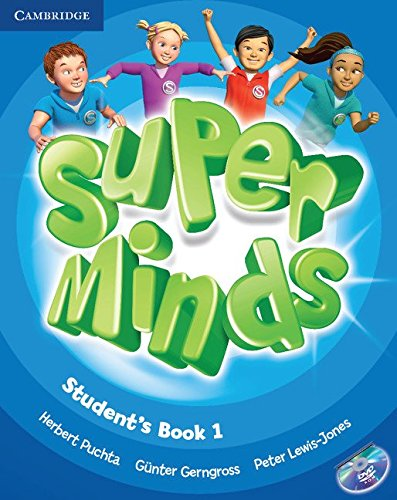9780521148559: Super Minds Level 1 Student's Book with DVD-ROM