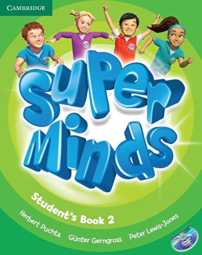 9780521148597: Super Minds Level 2 Student's Book with DVD-ROM