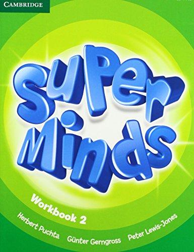 9780521148603: Super minds. Workbook. Con espansione online. Per la Scuola elementare: Super Minds 2 Workbook