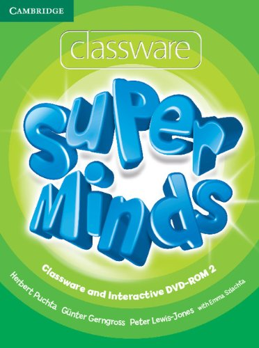 9780521148610: Super Minds Level 2 Classware and Interactive DVD-ROM