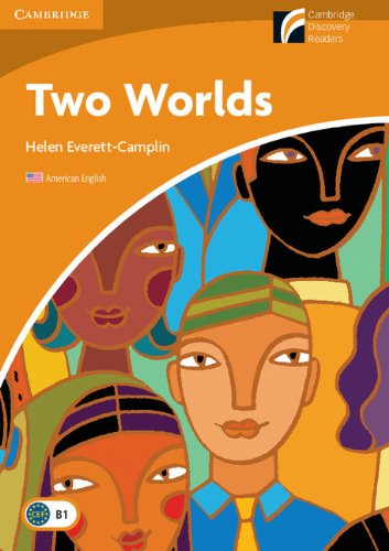 9780521148887: Two Worlds Level 4 Intermediate American English (Cambridge Discovery Readers)