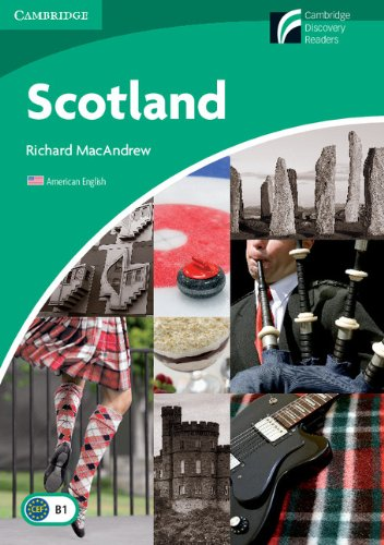9780521148948: Scotland Level 3 Lower-intermediate American English (Cambridge Discovery Readers)