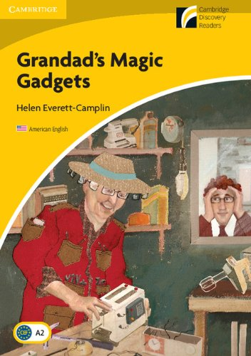 9780521148979: Grandad's Magic Gadgets Level 2 Elementary/Lower-intermediate American English (Cambridge Discovery Readers)