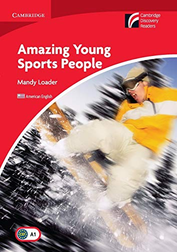 Amazing Young Sports People Level 1 Beginner/Elementary: Mandy Loader