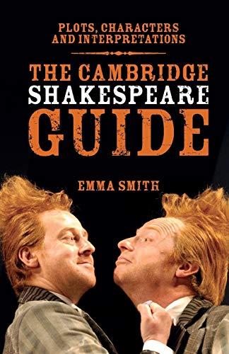 9780521149723: The Cambridge Shakespeare Guide