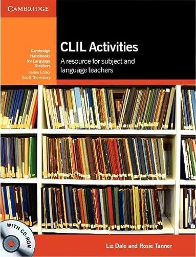 9780521149846: CLIL Activities with CD-ROM (Cambridge Handbooks for Langua)