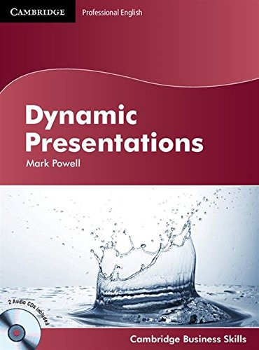 9780521150040: Dynamic Presentations Student's Book with Audio CDs (2) (Cambridge Business Skills)