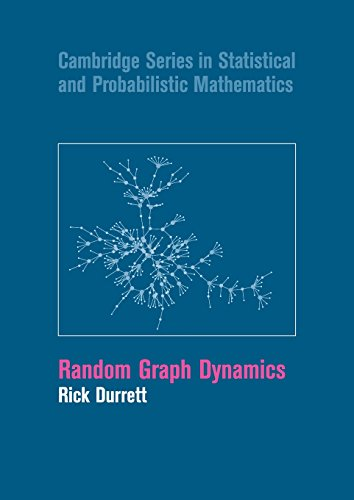 9780521150163: Random Graph Dynamics Paperback (Cambridge Series in Statistical and Probabilistic Mathematics)