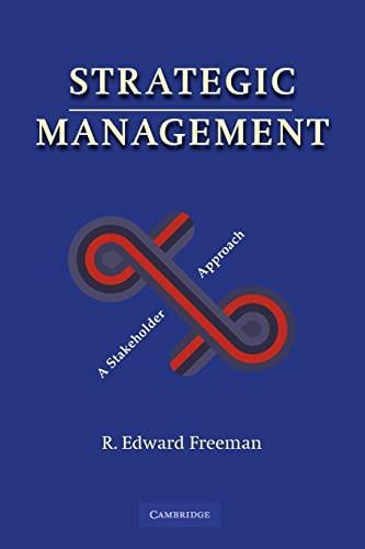 9780521151740: Strategic Management Paperback