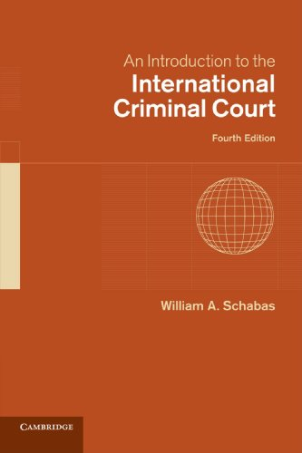 9780521151955: An Introduction to the International Criminal Court