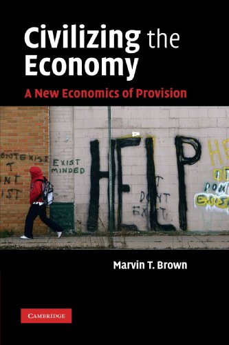 9780521152464: Civilizing the Economy Paperback