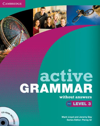 9780521152471: Active Grammar 3 without Answers and CD-ROM
