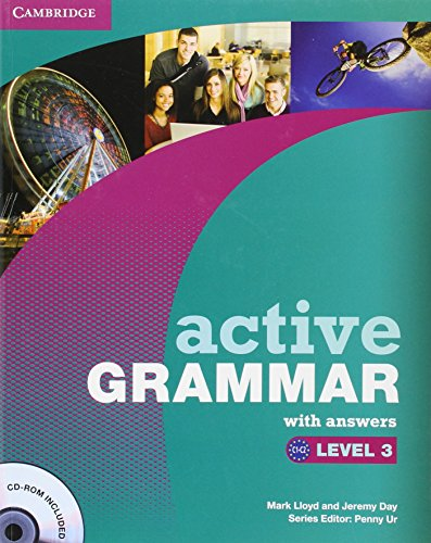 9780521152501: Active Grammar Level 3 with Answers and CD-ROM