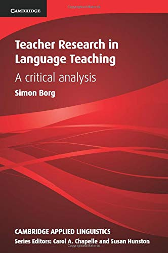 9780521152631: Teacher Research in Language Teaching: A Critical Analysis (Cambridge Applied Linguistics)