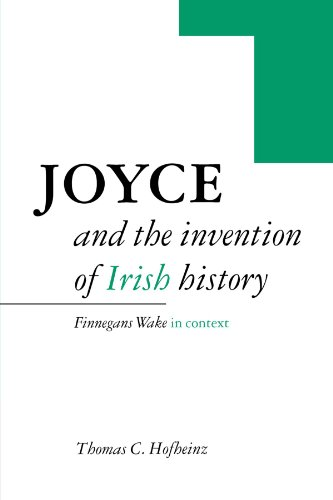 9780521152709: Joyce and the Invention of Irish History: Finnegans Wake in Context