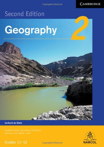 9780521153164: NSSC Geography Module 2 Student's Book