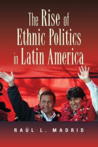 9780521153256: The Rise of Ethnic Politics in Latin America Paperback