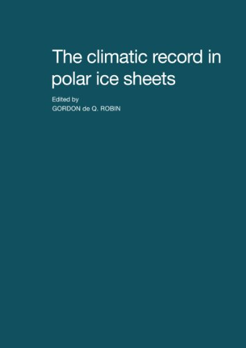 9780521153645: The Climatic Record in Polar Ice Sheets Paperback