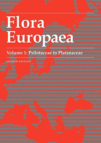9780521153669: 1: Flora Europaea (Volume 1)