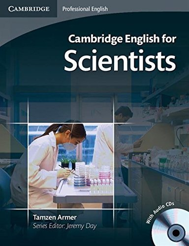 9780521154093: Cambridge English for Scientists Student's Book with Audio CDs (2) (Cambridge Professional English)