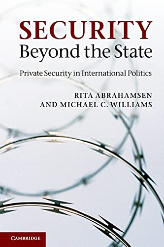 9780521154253: Security Beyond the State: Private Security in International Politics