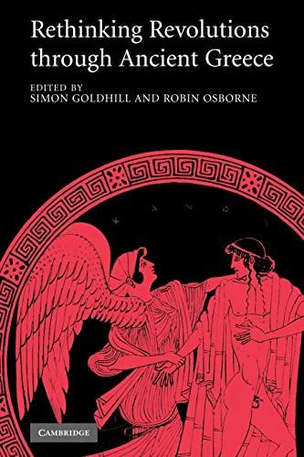 9780521154581: Rethinking Revolutions through Ancient Greece Paperback