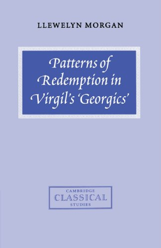 9780521155120: Patterns of Redemption in Virgil's Georgics (Cambridge Classical Studies)