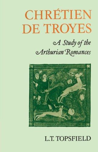 9780521155298: Chrétien de Troyes: A Study of the Arthurian Romances