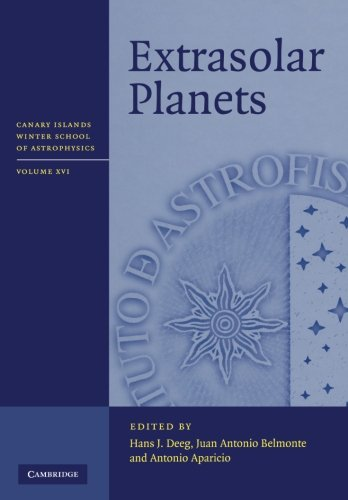 9780521155601: Extrasolar Planets (Canary Islands Winter School of Astrophysics)